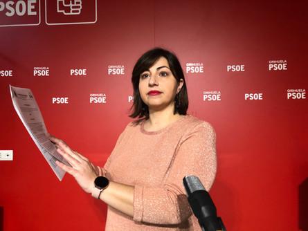 El PSOE pide reactivar las Juntas de Distrito por medios electrónicos tras dos años sin actividad