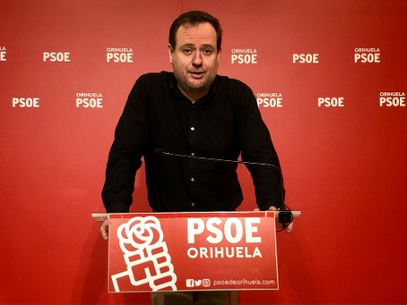El PSOE insta a reconsiderar el corte de andén por la falta de acceso al Centro de Especialidades