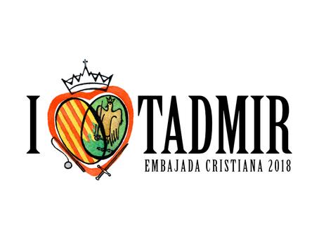 I ♥️ Tadmir, la marca de nuestra VI Embajada