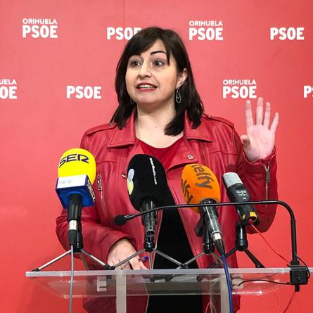 PSOE revela que el contrato para reparar el Horno de santa Matilde quedó desierto