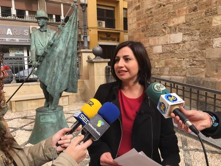 El PSOE propone que la procesión del Santo Entierro sea declarada Patrimonio Cultural Inmaterial de