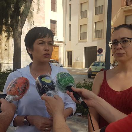 PSOE y CAMBIEMOS ORIHUELA fuerzan la convocatoria de una comisión para que el gobierno local expliqu
