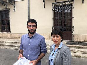 PSOE y Cambiemos fuerzan una comisión sobre la gestión de los Fondos EDUSI