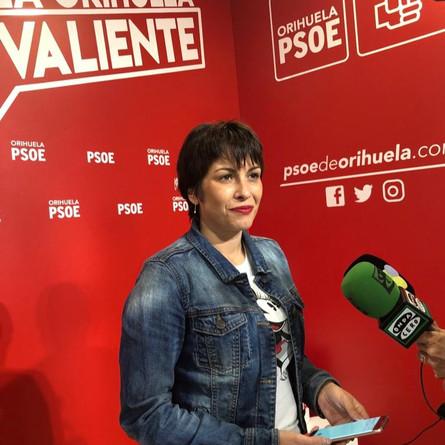 Bascuñana trabaja más por los intereses de Ribera Salud que por los de Orihuela.