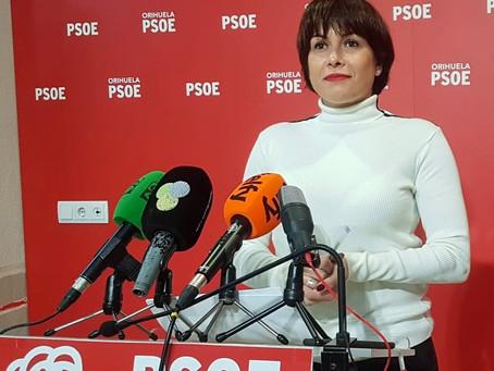 Los Concejales del PSOE han sido vacunados por su trabajo en el  Hospital de la Vega Baja