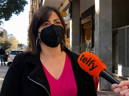 El PSOE critica que el proyecto de la avenida Duque de Tamames se haga de espaldas a la Ciudadanía