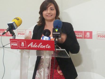 El PSOE critica que el concurso de luces y decoración navideña excluya a los españoles.