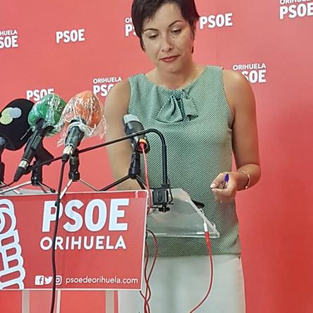 """""""El PP, empezando por Eva Ortiz, debería explicar a Orihuela por qué pagamos 4 millones de euros"""""""