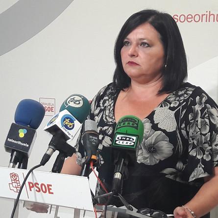 PSOE pide el cese del gerente de Orihuela Cultural
