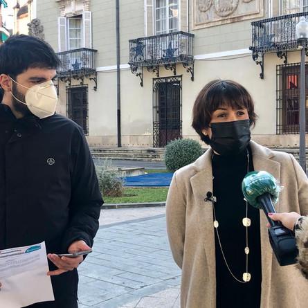 """PSOE Y CAMBIEMOS """"Si no dimite que pida disculpas, y esperamos que no exista ningún caso más""""."""