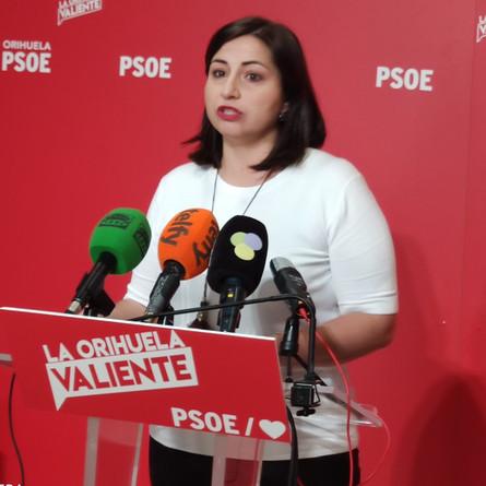 El PSOE solicita al pleno un Plan de Prevención  para el paseo marítimo de Orihuela Costa