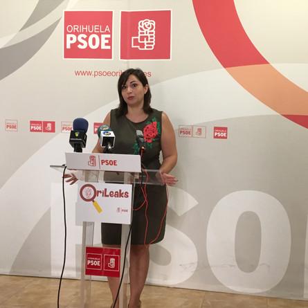 El PSOE llevará a pleno la defensa de los derechos de las mujeres y menores víctimas de la violencia
