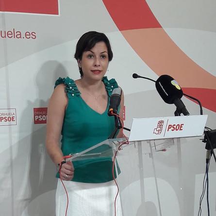 El PSOE insta al Gobierno Local a reducir el plástico de un solo uso en las Fiestas y actividades mu