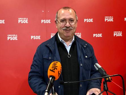 El PSOE critica el desorden de Recursos humanos con la oferta de empleo del Ayuntamiento de Orihuela