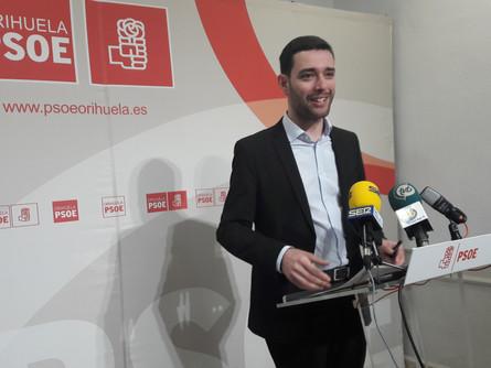 """El PSOE presenta una denuncia ante la Fiscalía por el contrato de la App """"Migo"""""""