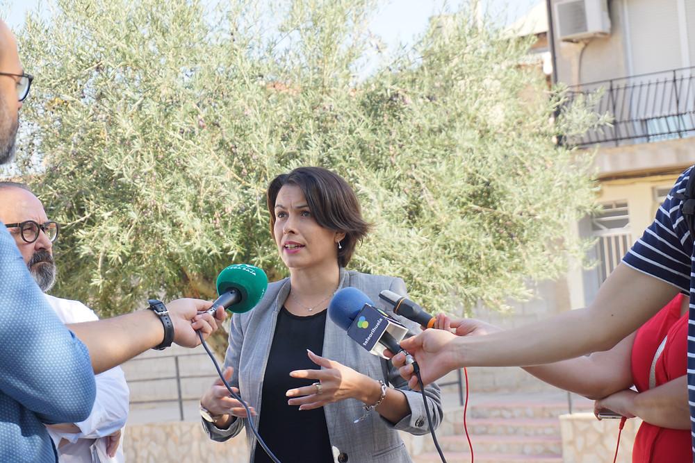 Carolina Gracia, PSOE, orihuela, sindicatura, cuentas, denuncia, Bascuñana, informe, cuenta, general, 2015