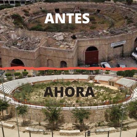La plaza de Toros o se cuida o volverá a convertirse en una ruina