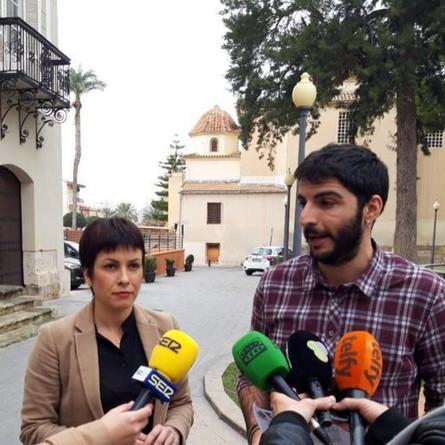 Cambiemos y PSOE denuncian la ausencia de hoja de rutatras la comparecencia del Gobierno Local en l