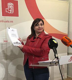 El PSOE acusa al gobierno de no querer mejorar la atención al ciudadano