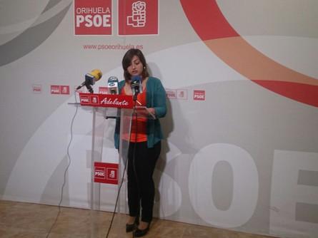 El PSOE pide que se incluya en los próximos presupuestos un proyecto de implantación de la Señalizac