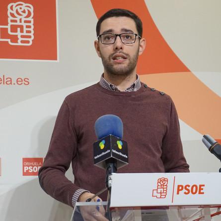El PSOE propone destinar los ingresos de la venta de suelo a rehabilitar Rubalcava y los antiguos Ju