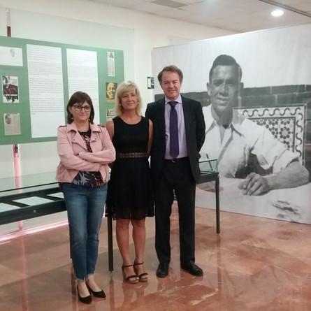 La Consellería inaugura en el Archivo de Alicante una exposición de los expedientes penitenciarios d
