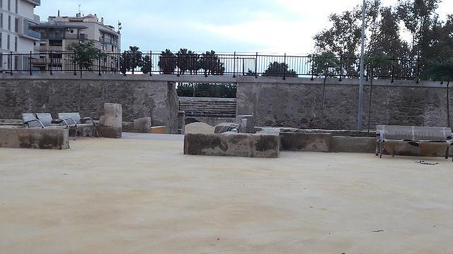 plaza toros, Orihuela, patrimonio, Carolina Gracia, psoe, obras