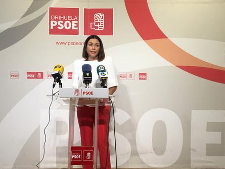 El PSOE pide un pleno extraordinario de Fiscalización sobre PGOU, basuras, Fondo de Cooperación, Pre