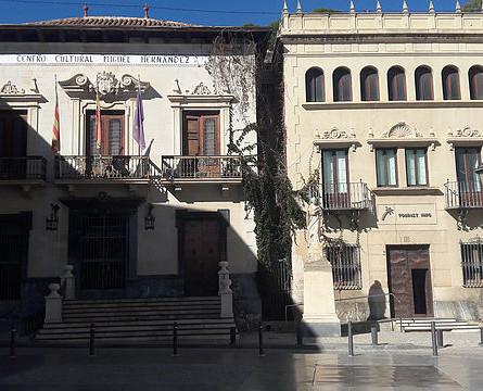 El PSOE acusa a Bascuñana de poner en peligro el patrimonio de Orihuela
