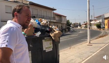 El PSOE reclama soluciones y actuaciones para el Barrio de la Carretera de Beniel.
