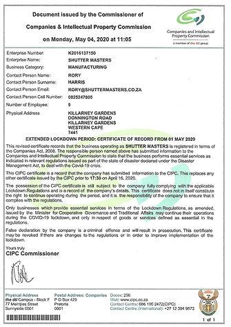 CIPC Certificate 2020.jpg