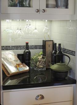 Wine bar niche