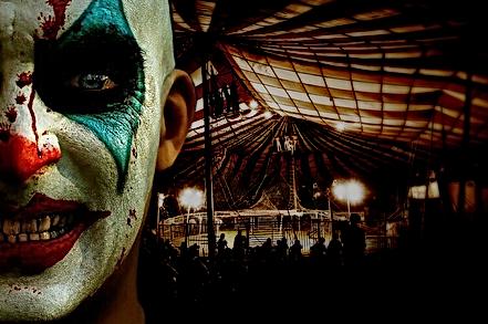 Цирк дю сатан перфоманс реальные кввесты во Владивостоке