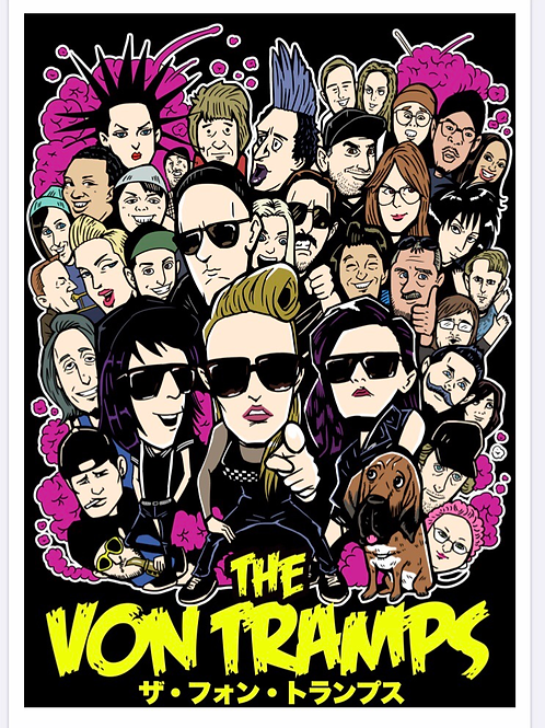 "VT ""Big In Japan"" Poster 11x17"