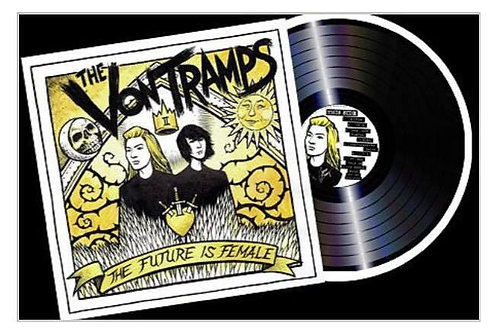 VT The Future is Female Limited Edition Vinyl