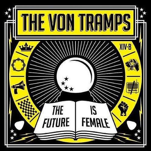 The Future is Female CD