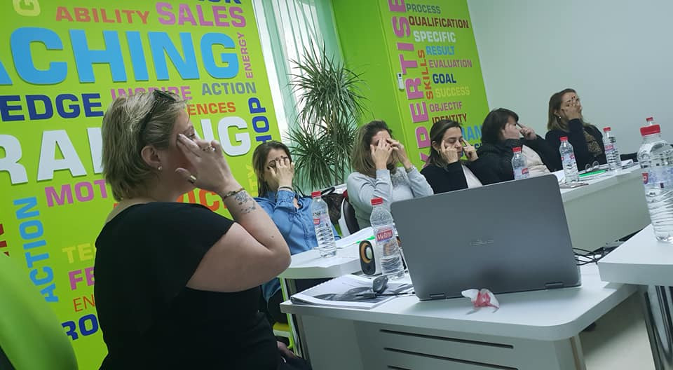 formation certifiante EFT France