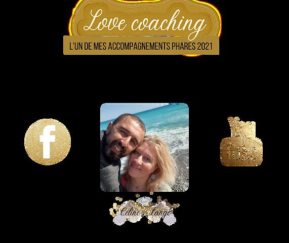 Love coaching EFT en ligne