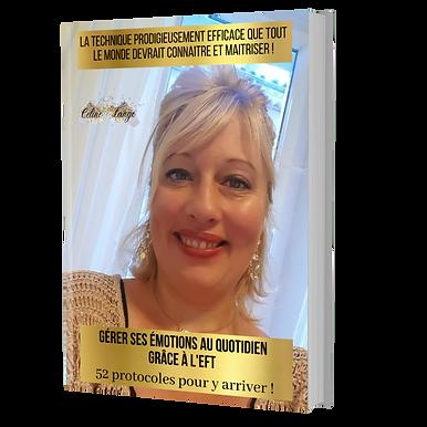 livre EFT Amazon Céline Lange protocoles