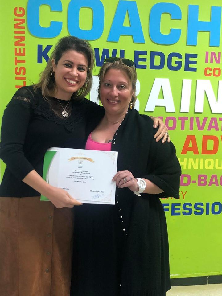certification de praticien EFT