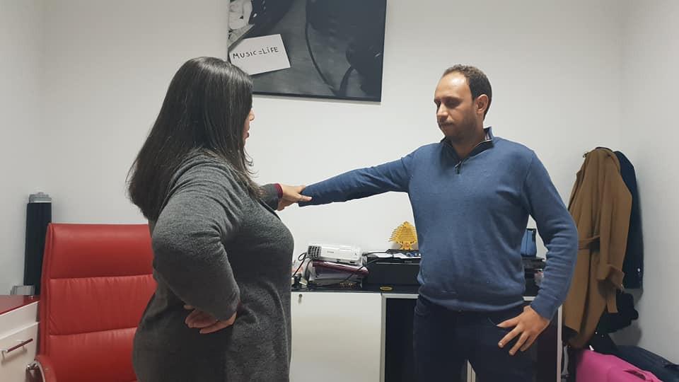 test kinésiologique formation EFT