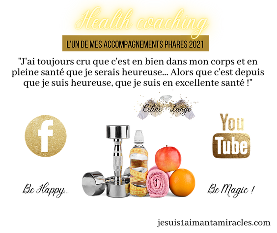 coaching santé et poids EFT