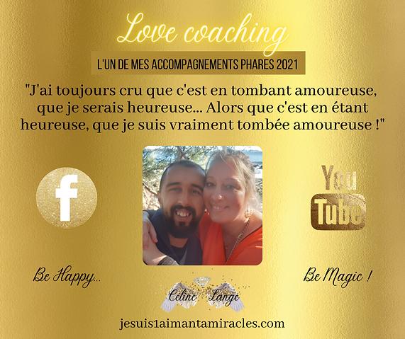 Love coaching accompagnement pour trouve