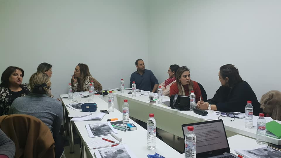 Formation EFT Tunis