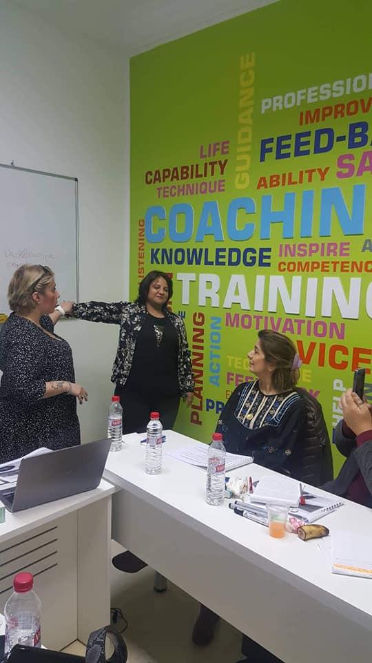 Céline Lange formatrice EFT psychologie