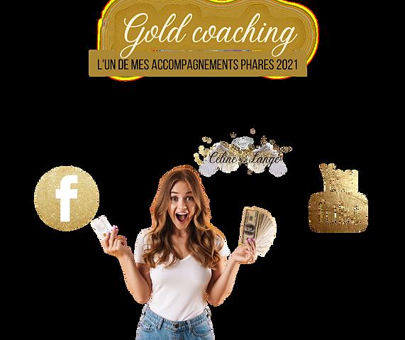 coaching argent et EFT en ligne