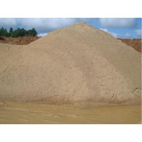 Пісок митий річковий насипом