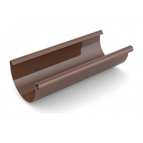 Ринва водостічна Bryza 150 мм 3 м коричневий