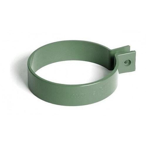 Хомут труби Bryza 75 63х25 мм зелений