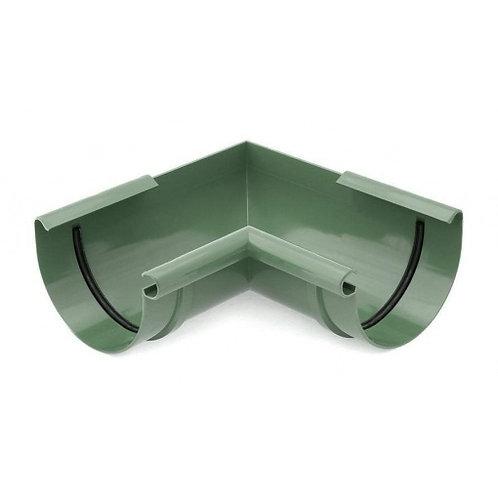 Кут внутрішній /зовнішній 90 градусів Bryza 75 зелений